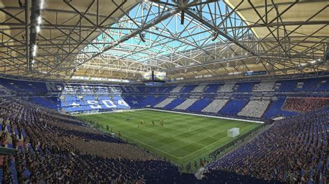 Apr 21, 2021 · returning to schalke's stadium early on wednesday, the players were met by up to 600 of the club's fans. PES 2019 - Veltins Arena | FC Schalke 04 50FPS - YouTube