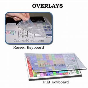 tec cash register keyboard cover overlays With keyboard overlay template