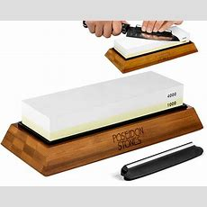 How To Choose The Best Sharpening Stone For Your Knives?