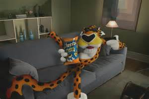 Chester Cheetah Commercials