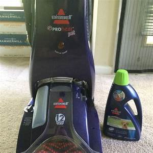 Bissel Proheat Carpet Cleaner
