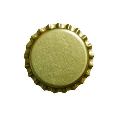 bottle cap bottle caps gold