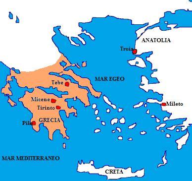Lade Da Tavolo Bambini by Micene Dei Primi Greci Storia Romana E Bizantina