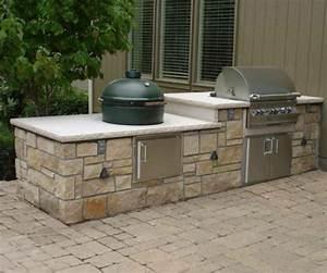 Outdoor Küche Bauen : outdoor k che gestalten 32 prima ideen outdoor k che outdoor und k che ~ Markanthonyermac.com Haus und Dekorationen