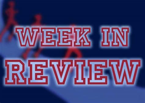Review Of Last Week  This Day With God