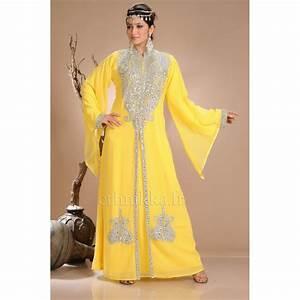 robe orientale de dubai jaune With robe dubai jaune