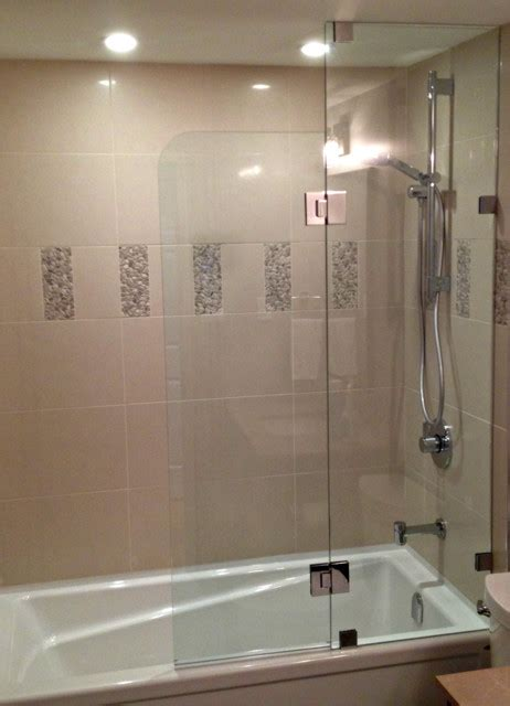 tub shower glass panels shower shields vancouver