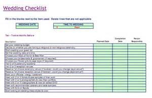 basic wedding checklist simple wedding checklist wedding checklist free pdf tem