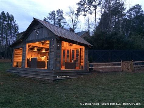 rustic barn pavilion country living