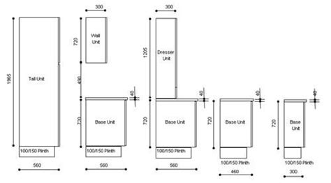 standard kitchen cabinet dimensions uk kitchen units dimensions search interior house