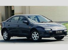 Used Mazda 323 review 19942003 CarsGuide