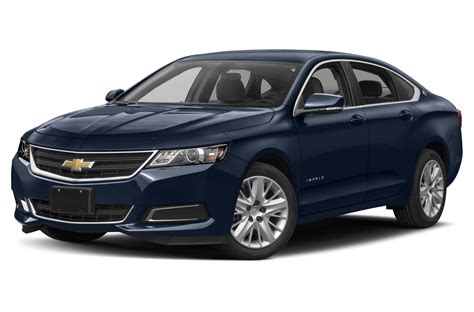 New 2018 Chevrolet Impala  Price, Photos, Reviews, Safety