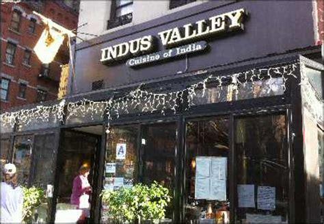 nyc upper west manhattan indian restaurants indus valley