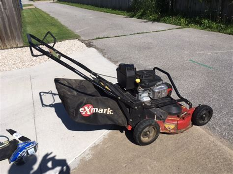 Exmark Commercial 30 For Sale LawnSite