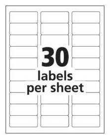 Address Label Template 60 Per Sheet Address Label 80 Per Sheet Avery Cars
