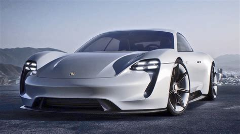 Mission E by Porsche Mission E Cleared For Production Throttle Blips