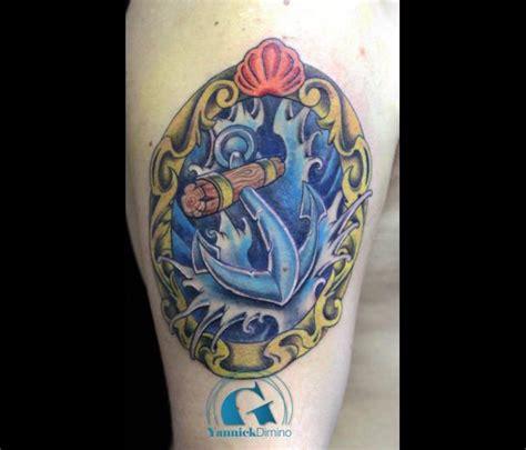 tatouage ancre marine tatouage marin graphicaderme