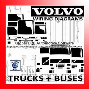 Automotive Repair Manuals  Volvo Trucks Buses Fe Fl Fh Fm