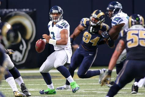 seahawks lose  rams post game reaction podcast field