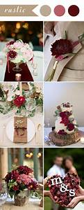 Perfect Burgundy Wedding Themes Ideas For 2017