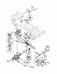 Cub Cadet Lt1050 Belt Diagram