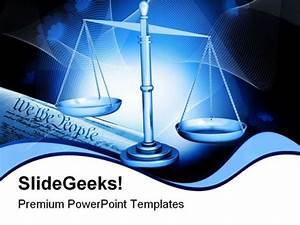 weight scale law powerpoint templates and powerpoint With free law enforcement powerpoint templates