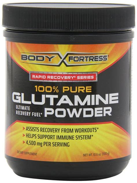 Amazon.com: Body Fortress 100% Pure Glutamine Powder, 300