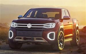 Pick Up Vw : volkswagen atlas tanoak pick up concept por ahora automotiva ~ Medecine-chirurgie-esthetiques.com Avis de Voitures
