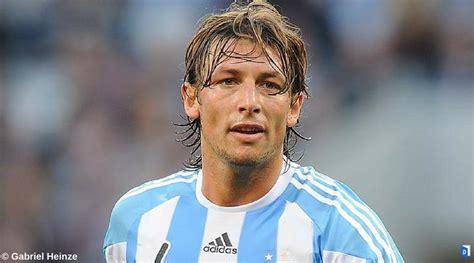www heinze de gabriel heinze quot con los futbolistas que tiene argentina siempre es candidata quot