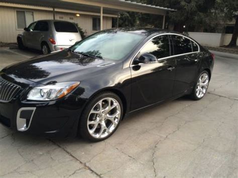 Buick Regal Gs Used by Purchase Used 2013 Buick Regal Gs Sedan 4 Door 2 0l In