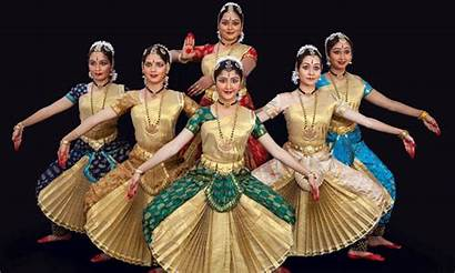 Dance Classical India Indian Tamil Forms Nadu