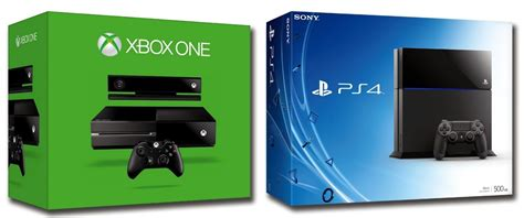 xbox one vs ps4 which is better