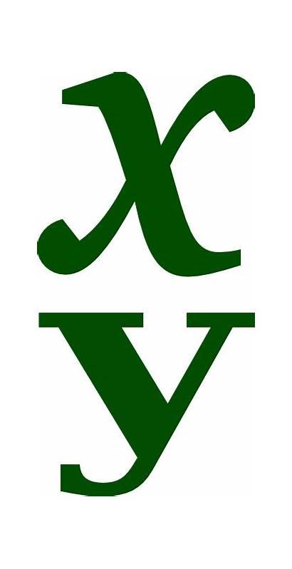 Matrix Clipart Math Clip Symbol Icon Substitute