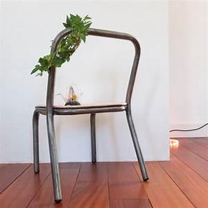 La Petite Chaise : la petite chaise m tal rose p le vintage magic ~ Nature-et-papiers.com Idées de Décoration