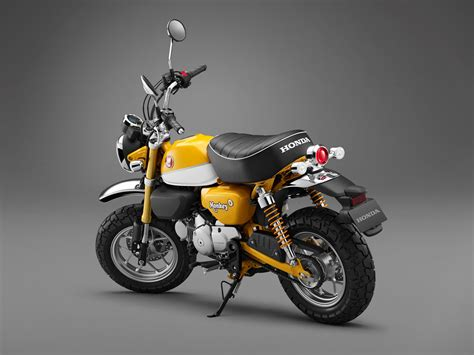 Review Honda Monkey by 2018 Honda Monkey 125 Concept Review Totalmotorcycle
