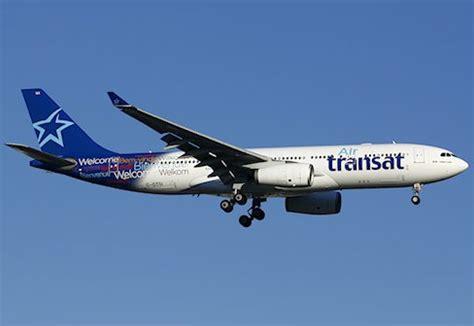 www crash aerien aero d 233 routement cause passager d un avion de air transat