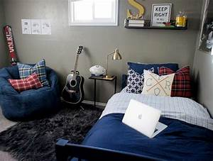 decorating for a teen boy room the crafting chicks With bedroom ideas for teenage guys 2