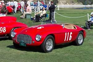 Ferrari 166 MM Touring Barchetta Chassis 0058M
