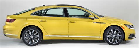 volkswagen arteon debut features  release date