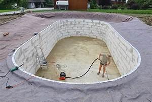 Pool Aus Beton Selber Bauen Kosten : schwimmbecken selber machen schwimmbecken selber machenpool selber bauen pool selber bauen ~ Markanthonyermac.com Haus und Dekorationen