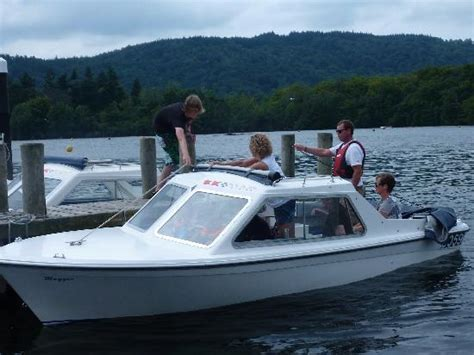 Speed Boat Hire Windermere bowness bay marina windermere boat hire bowness on