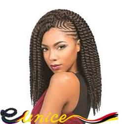 Senegalese Twist Crochet Braid Hair