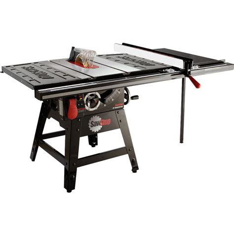 sawstop hp  contractor table    fence