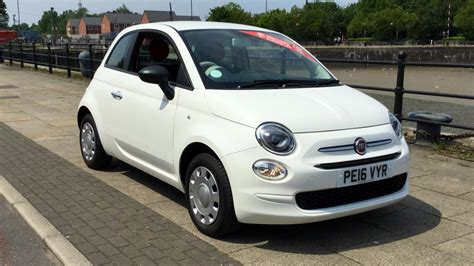 Fiat Pop 500 by Fiat 500 1 2 Pop Facelift Model With Active Tft Display 3