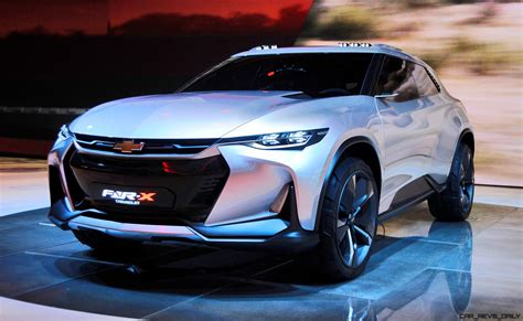 concept chevy best of shanghai 2017 chevrolet fnr x concept 18 photos