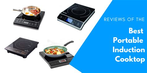 induction portable cooktop cooktops