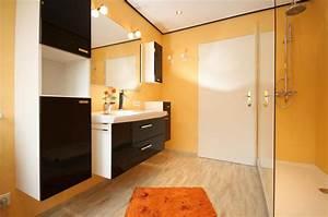 Moderne Wandgestaltung Bad : das fugenlose bad von weber raum farbe ~ Sanjose-hotels-ca.com Haus und Dekorationen