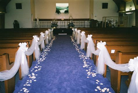 cheap wedding decorations for church wedding and bridal