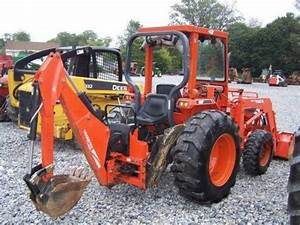 Kubota Tractor L2650 L2950 L3450 L3650 Operators