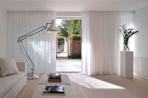 scandinavian styled interiors brighten an home